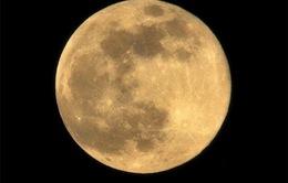 Người dân thế giới hào hứng đón siêu trăng