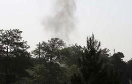 Đấu súng ở Dinh Tổng thống Afghanistan