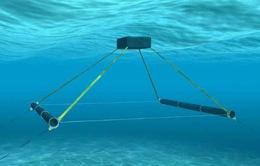 Italy: Máy phát điện nhờ năng lượng sóng biển