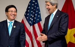 Bộ trưởng Ngoại giao Việt Nam và Hoa Kỳ hội đàm