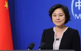 Trung Quốc kêu gọi ủng hộ nỗ lực ổn định xã hội