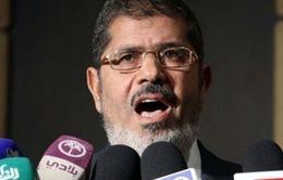 Tổng thống Ai Cập bác tối hậu thư của quân đội