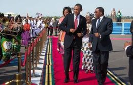Tổng thống Mỹ kết thúc chuyến công du châu Phi
