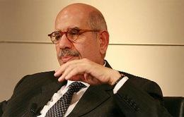 Ông ElBaradei là Thủ tướng lâm thời của Ai Cập