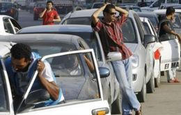 Kinh tế Ai Cập trên bờ vực sụp đổ