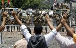 Bạo lực không ngừng leo thang tại Ai Cập