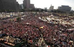 Rầm rộ những cuộc biểu tình của các phe phái tại Ai Cập
