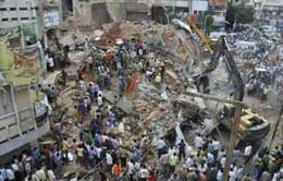 Sập nhà tại Ấn Độ, 30 người thương vong