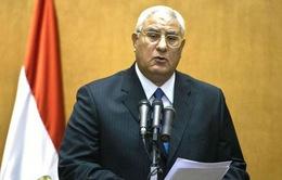Ai Cập: Tổng thống lâm thời vạch lộ trình bầu cử