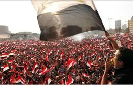 Tổng thống lâm thời Ai Cập kêu gọi kiềm chế