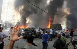 Đánh bom tại Lebanon, 53 người bị thương
