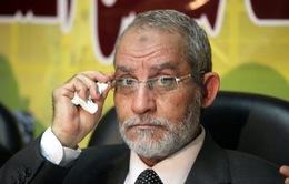 Ai Cập ra lệnh bắt giữ thủ lĩnh tổ chức Anh em Hồi giáo