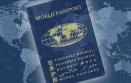 Snowden được cấp hộ chiếu công dân toàn cầu