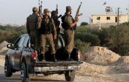 Tư lệnh Ai Cập bị ám sát hụt