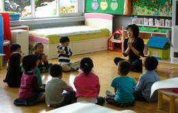 6 tỉnh đạt chuẩn phổ cập giáo dục mầm non