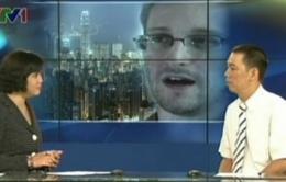 Snowden và câu chuyện gây náo động thế giới