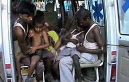 Số tử vong do ngộ độc thức ăn tại Ấn Độ tiếp tục tăng