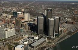 Bài học từ sự sụp đổ của biểu tượng Detroit
