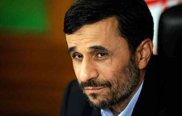 Tổng thống sắp mãn nhiệm Iran thăm Iraq