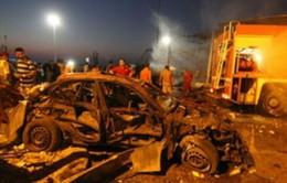 Đánh bom kép tại trụ sở tòa án tại Libya