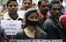 Ấn Độ đấu tranh với tội phạm cưỡng bức phụ nữ
