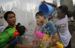 Nắng nóng kỷ lục tại Trung Quốc