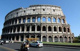 Rome ra tay bảo vệ Đấu trường La Mã
