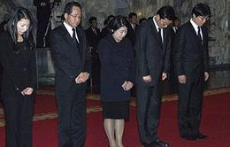 Triều Tiên gửi lời cầu chúc tới cố lãnh đạo Hyundai