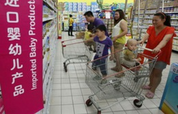 Trung Quốc ngừng nhập khẩu sữa của New Zealand