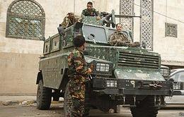 An ninh tại Yemen được đặt trong tình trạng báo động cao