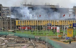 Sân bay quốc tế tại Thủ đô Kenya hoạt động trở lại