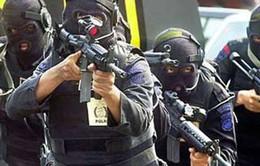 Singapore tăng cường chống khủng bố