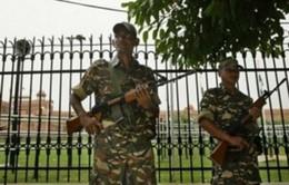Ấn Độ tăng cường an ninh trước ngày lễ Độc lập