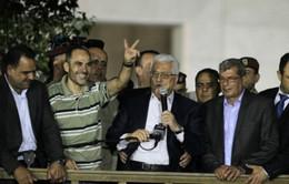 Israel và Palestine tiến hành vòng hai đàm phán hòa bình