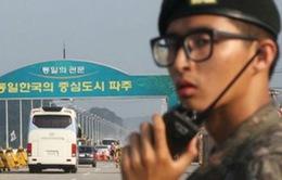 Hàn Quốc và Triều Tiên nhất trí về khu công nghiệp Kaesong