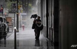 Bão Utor gây thiệt hại ở Trung Quốc
