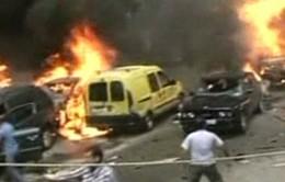 Nổ bom xe, 20 người thiệt mạng tại Lebanon