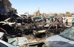 Đánh bom liên tiếp tại Iraq, hơn 130 người thương vong