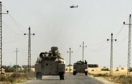 Ai Cập đóng cửa biên giới