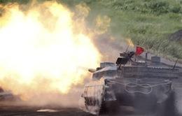 Nhật Bản tập trận bắn đạn thật