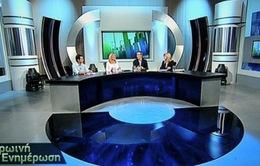 Kênh truyền hình quốc gia mới của Hy Lạp phát sóng