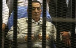 Cựu Tổng thống Ai Cập Mubarak được trả tự do