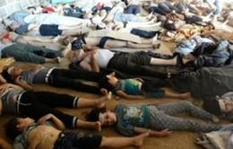 Hội đồng Bảo an LHQ họp khẩn cấp về Syria