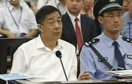 Bạc Hy Lai bị buộc tội biển thủ công quỹ và lạm dụng chức quyền
