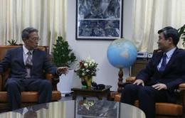 Nhật - Hàn đối thoại về vấn đề phi hạt nhân hóa