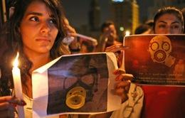 Cộng đồng quốc tế phản ứng trước vũ khí hóa học ở Syria