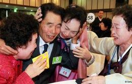 Hàn – Triều nhất trí nối lại hoạt động đoàn tụ các gia đình bị ly tán