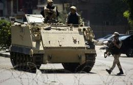 Ai Cập rút ngắn lệnh giới nghiêm
