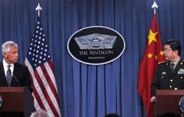 Bộ trưởng Quốc phòng Mỹ - Trung gặp gỡ bên lề ADMM+
