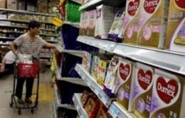 Bột sữa Fonterra không bị nhiễm vi khuẩn độc hại